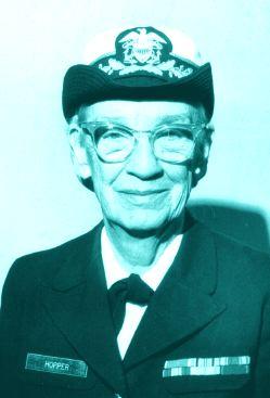 Grace Hopper Grace Murray Hopper Pioneer Computer Scientist