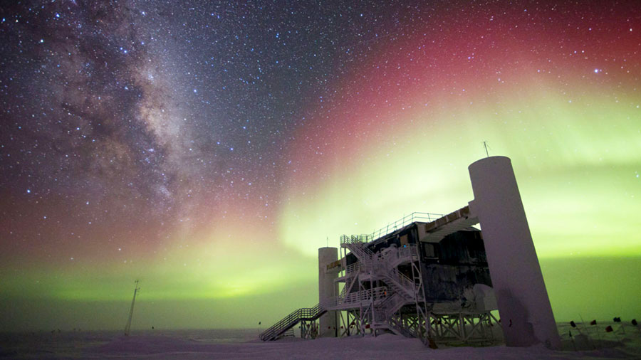 NSF's IceCube Observatory Finds First Evidence of Cosmic ...Icecube Neutrino Observatory July
